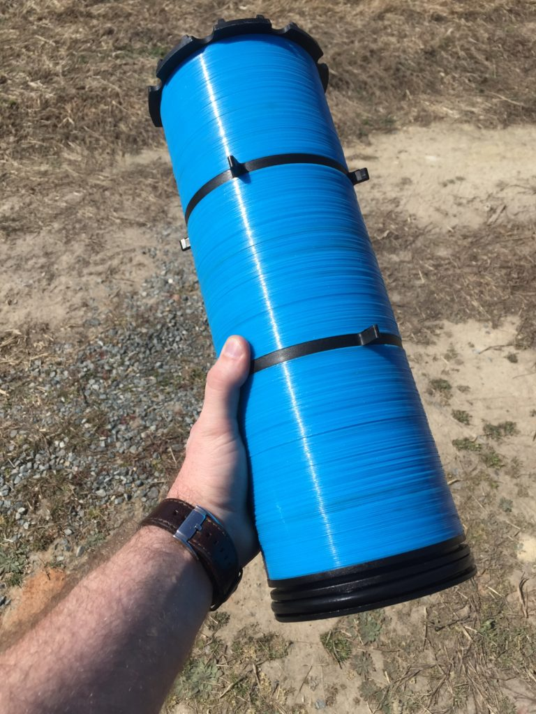 inspect effluent septic tank filters to make sure they are functional